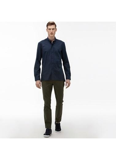 Lacoste Erkek Slim Fit Pantolon HH0023.23H Yeşil